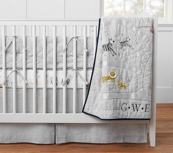 Owen Animal Safari Nursery Bedding