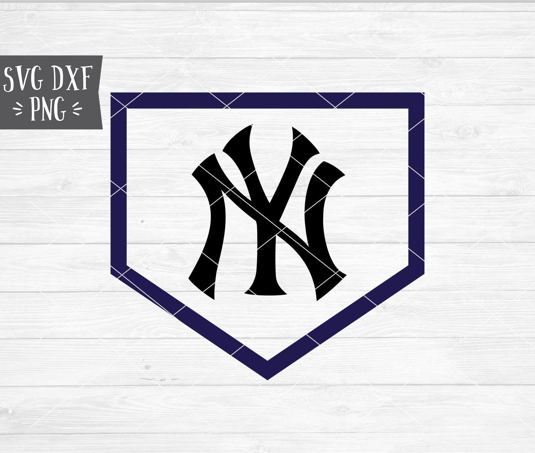 Instant Svg Dxf Png Yankees Home Plate Svg Baseball Svg Aaron Boone Svg Eps Yankees Svg 2019 Yankees Savages Baseball Svg Etsy Gift Card Digital Design