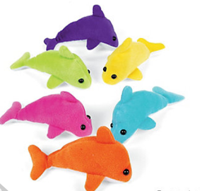 Carnival Game Prizes Dolphin Stuffed Animals Dolphins Pinterest