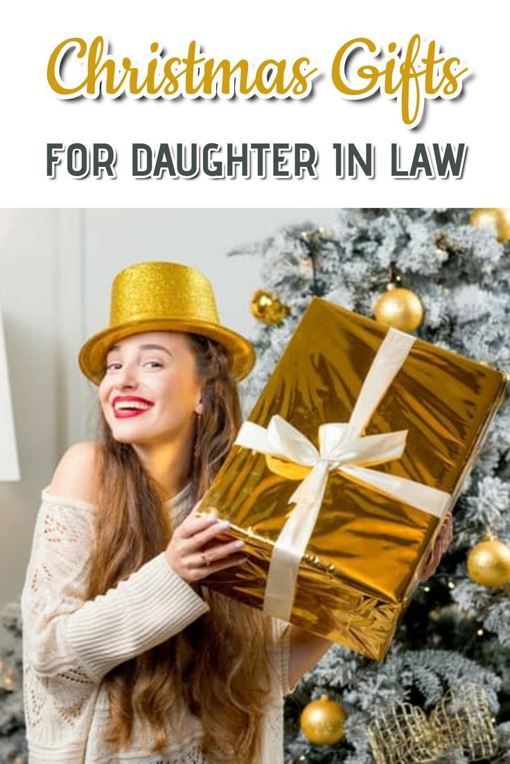 Christmas gifts for daughter in law daughter in law