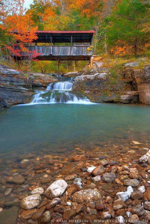 Chutes Victoria: Buffalo National River, Arkansas