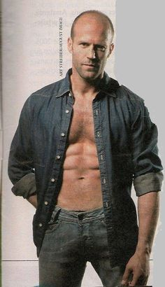The Jason Statham Workout for a Raw Shredded Physique