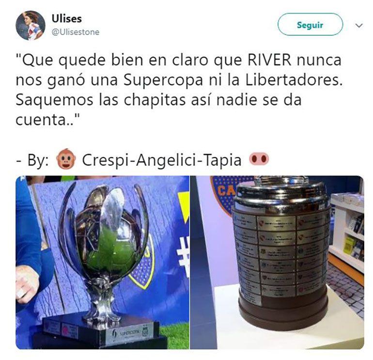 Los Memes Del Sorteo De La Libertadores El Alivio De Angelici Las Burlas De River A Boca Y El Rival De San Lorenzo Memes Fondos De River Plate Boca