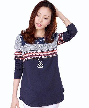 Model Baju Kaos Wanita Terkini