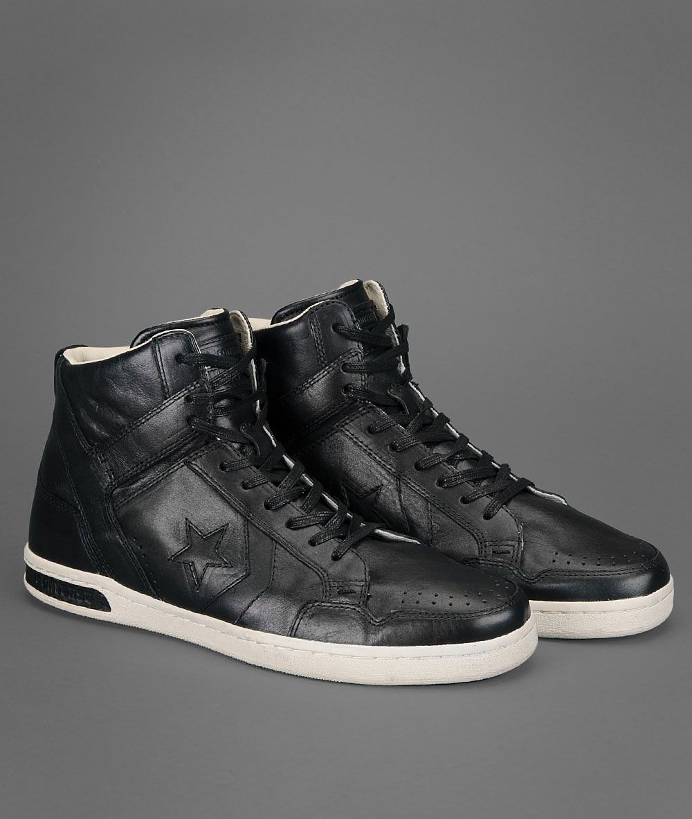 33b4d2ebde41 Converse x John Varvatos Weapon High-Top in Black