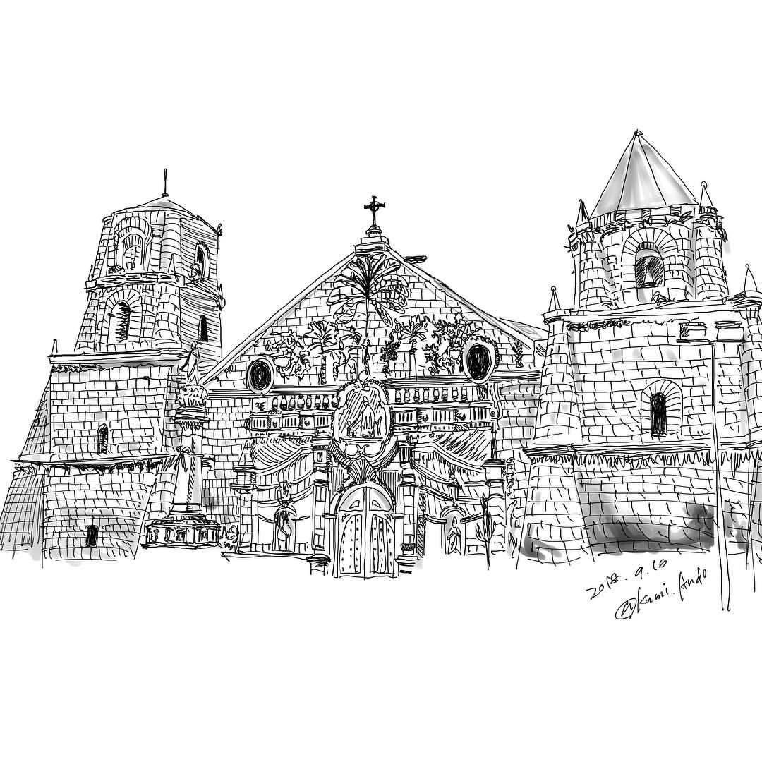 ART LIFEさんはInstagramを利用しています:「Santo Tomas de ...