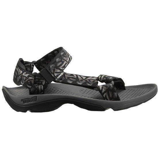 Zapatillas Infantil Zapatos negros de verano Teva Hurricane  talla 42.5 Dockers by Gerli 40br001-207665  47 EU  Blanco (White/Binary Blue/Vivid Sky/Black) H4xihyxvH
