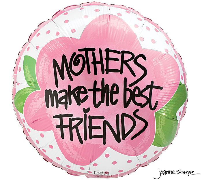 #burtonandburton For the Mom that's also your BFF. #mothers_day #balloons
