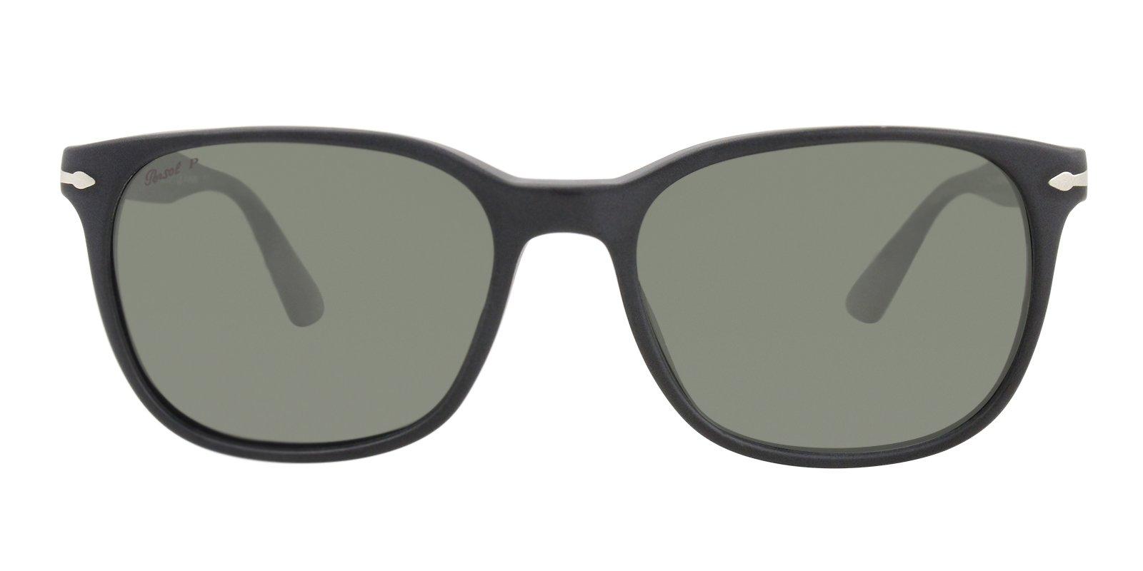 a89eb763bd Persol PO3164-S Black   Gray Lens Polarized Sunglasses – shadesdaddy
