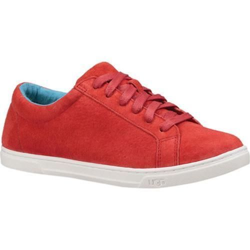 69290dd0eb8 Women's UGG Karine Sneaker Tango   Products   Sneakers, Uggs, Shoes