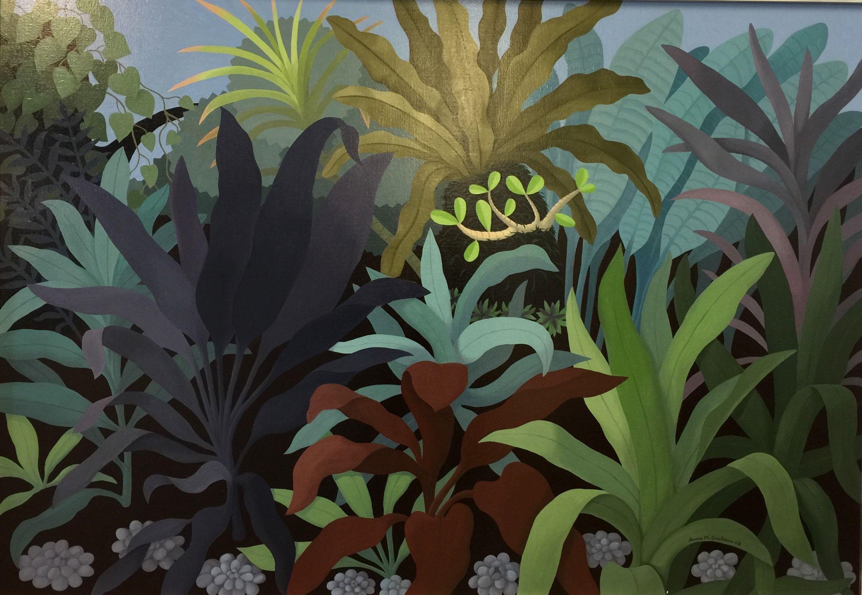 Image result for contemporary tropical art contemporary