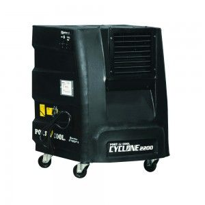 Cyclone 2200 With Images Evaporative Cooler Cooling Unit