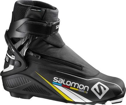Photo of Salomon Equipe 8 Prolink Skate Ski Boots | REI Co-op