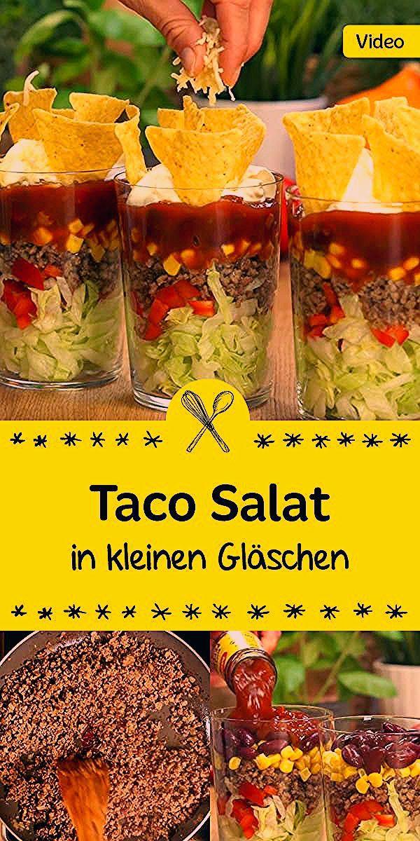Photo of Taco Salat (Rezept) | MAGGI Mittwoch