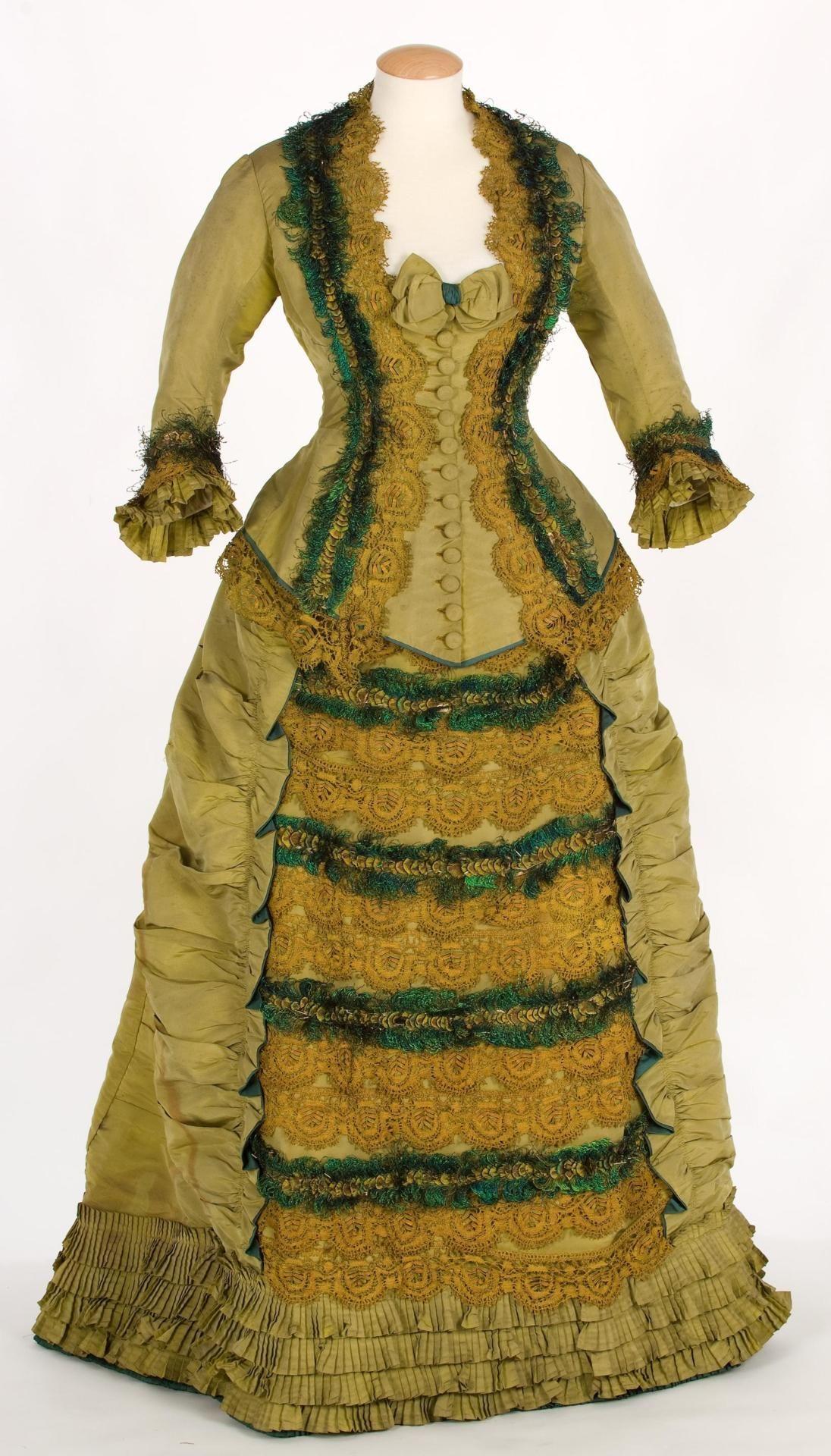 dress from imatex natural form ca 1877 1885 pinterest kleider und kleidung. Black Bedroom Furniture Sets. Home Design Ideas