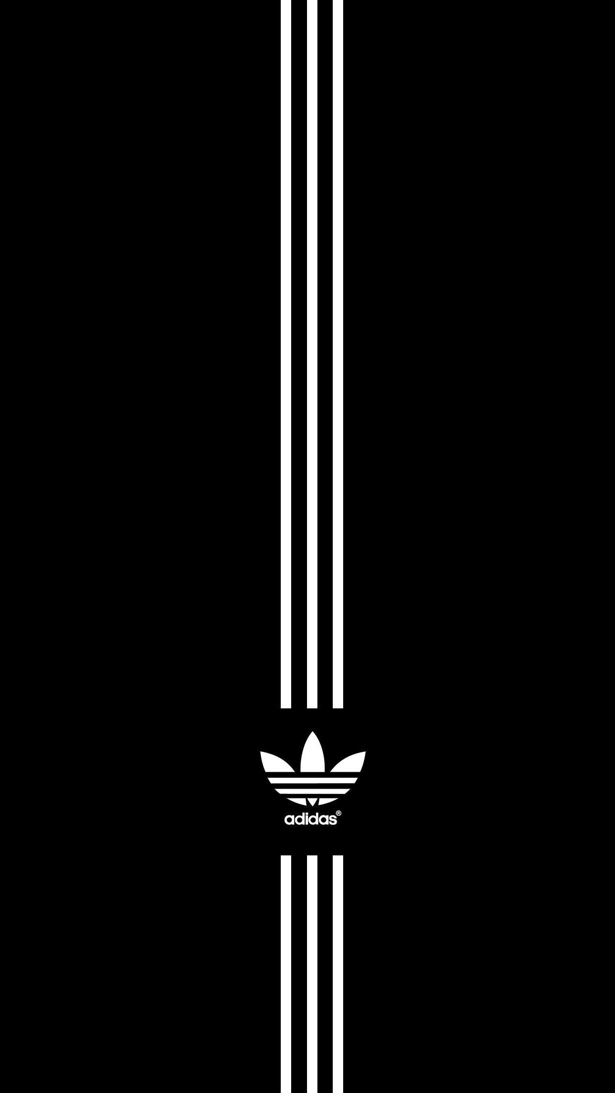 Adidas Originals Logo Wallpaper 57 Images Iphone 用壁紙