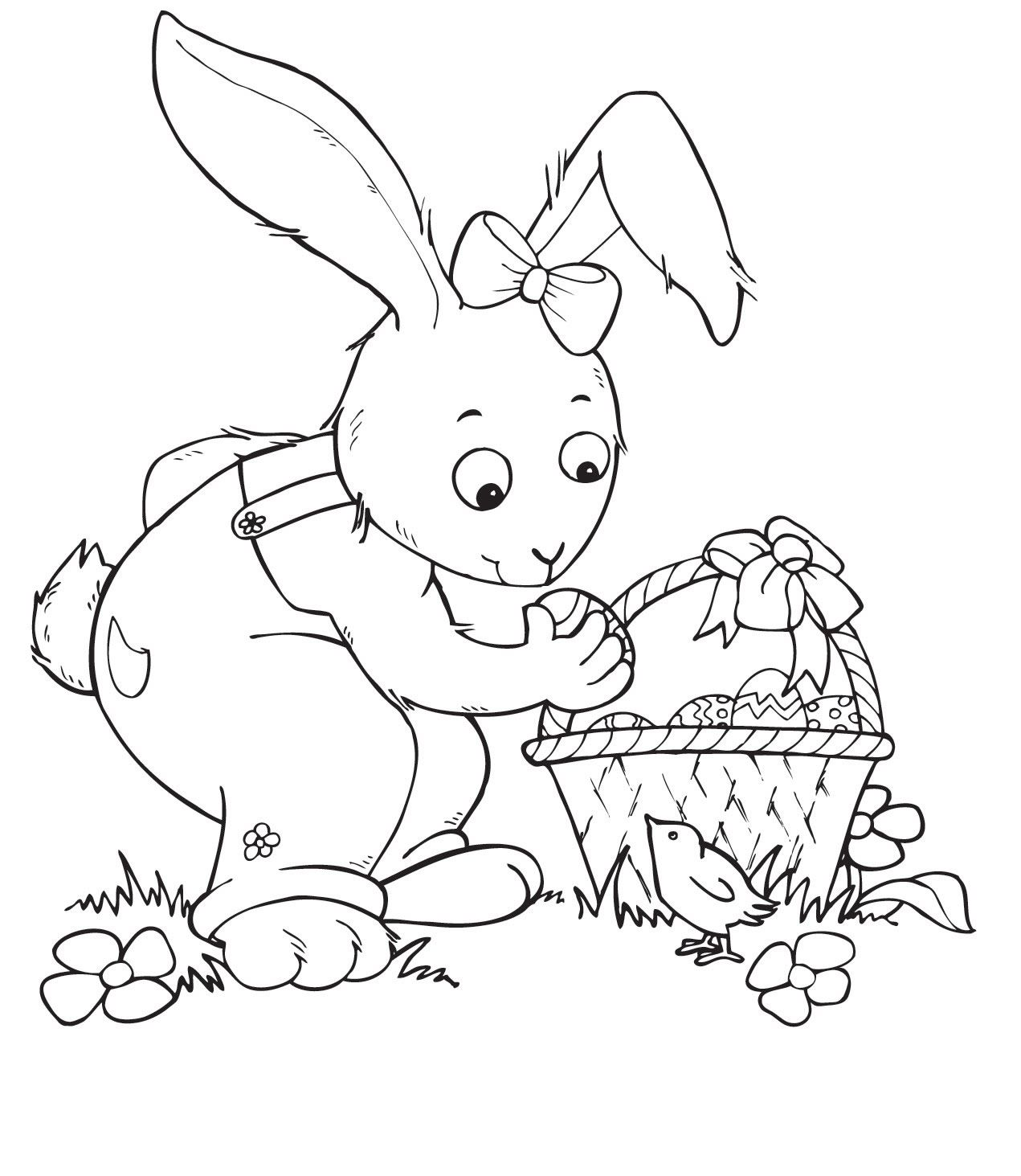 Pin by Fátima on Moldes e riscos II | Pinterest | Easter colouring ...