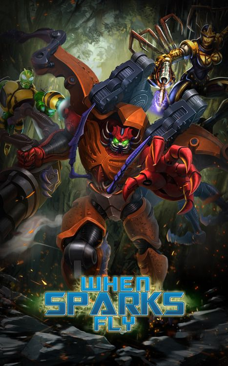Transformers News: Re: Transformers: Legends Mobile Device Game Updates