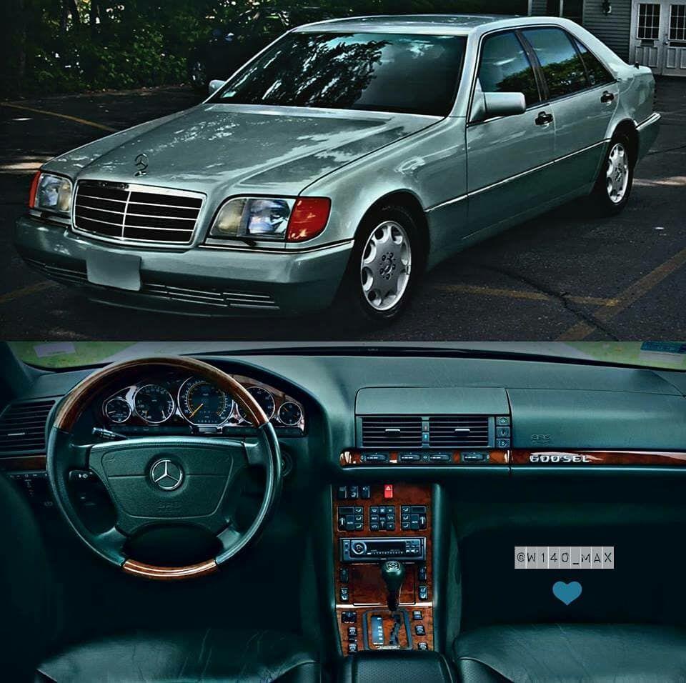 Mercedes Benz W140 600sel W140 Max On Instagram Mon Mail