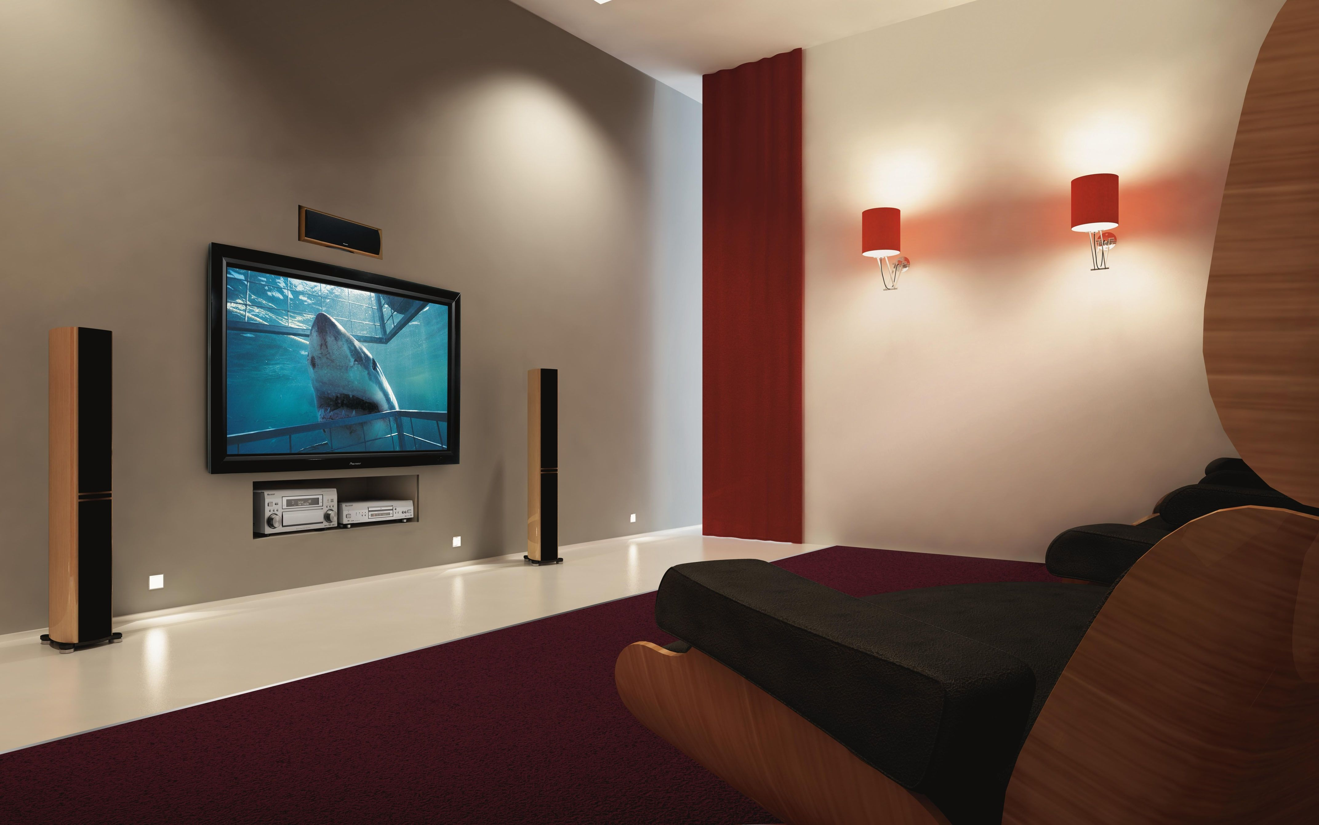 we've gone from small television sets to large plasma screen tvs