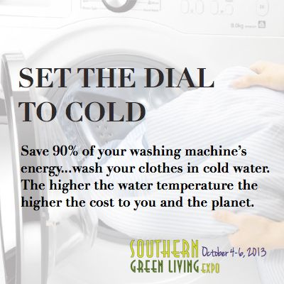 Wash Laundry On Cold Sgle Ez2green Green Living Wash Cold Water