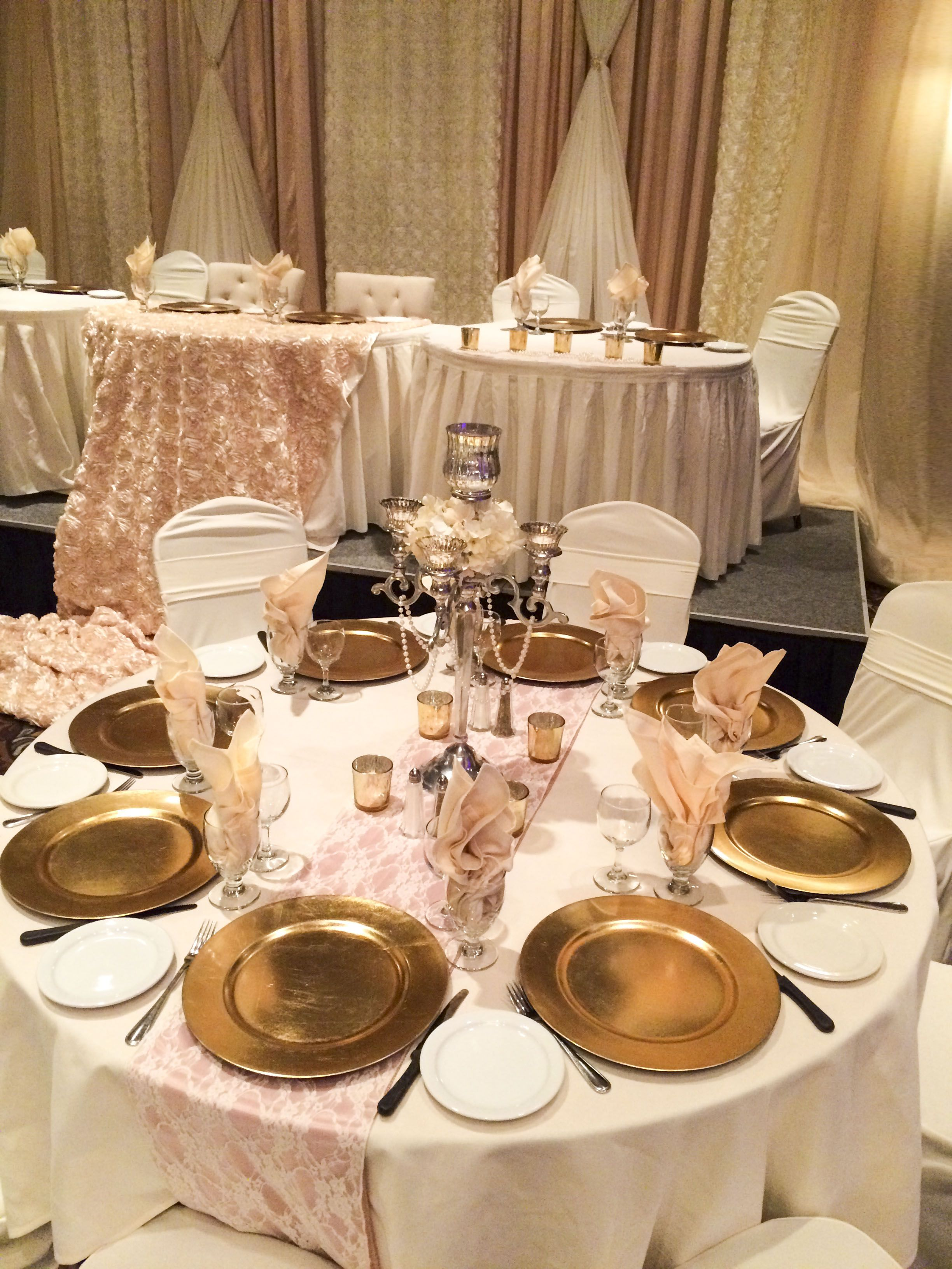 Romantic Wedding Reception Wedding Weddingreception Lachefs