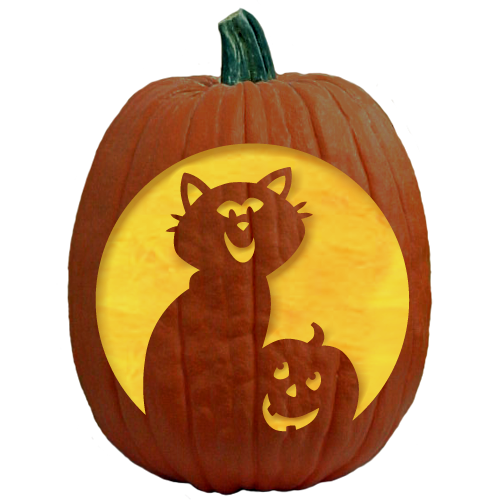 Over 700 FREE Pumpkin Carving Patterns and Stencils | Halloween ...