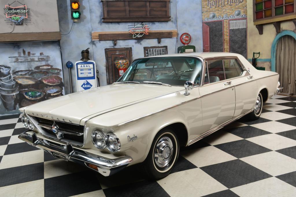 1963 Chrysler 300 4 Door Hardtop Oldtimer For Sale En With Images