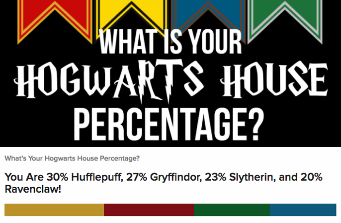 This Sorting Quiz Will Tell You Which Hogwarts House You Truly Belong In Harry Potter House Quiz Harry Potter Houses Harry Potter Hogwarts Houses