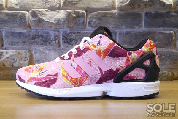 Zx flux · Adidas_ZXFlux_Floral_2
