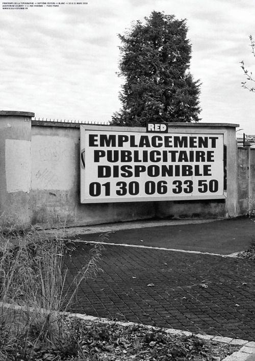 antoine-elsensohn:  PRINTEMPS DE LA TYPOGRAPHIE 2016Proposal...