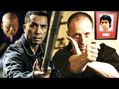 Tommy Carruthers VS Donnie Yen! -☯2 Masters Jeet Kune Do