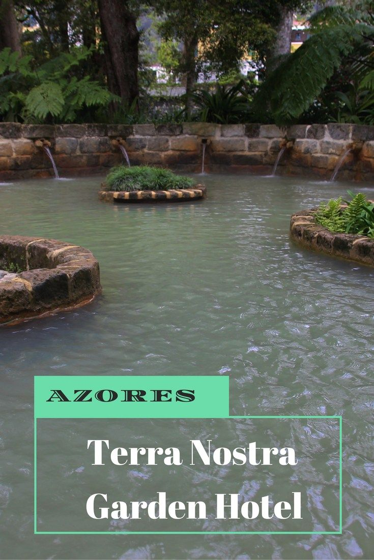Terra Nostra Garden Hotel The Sweetest Course Hotel Sweet