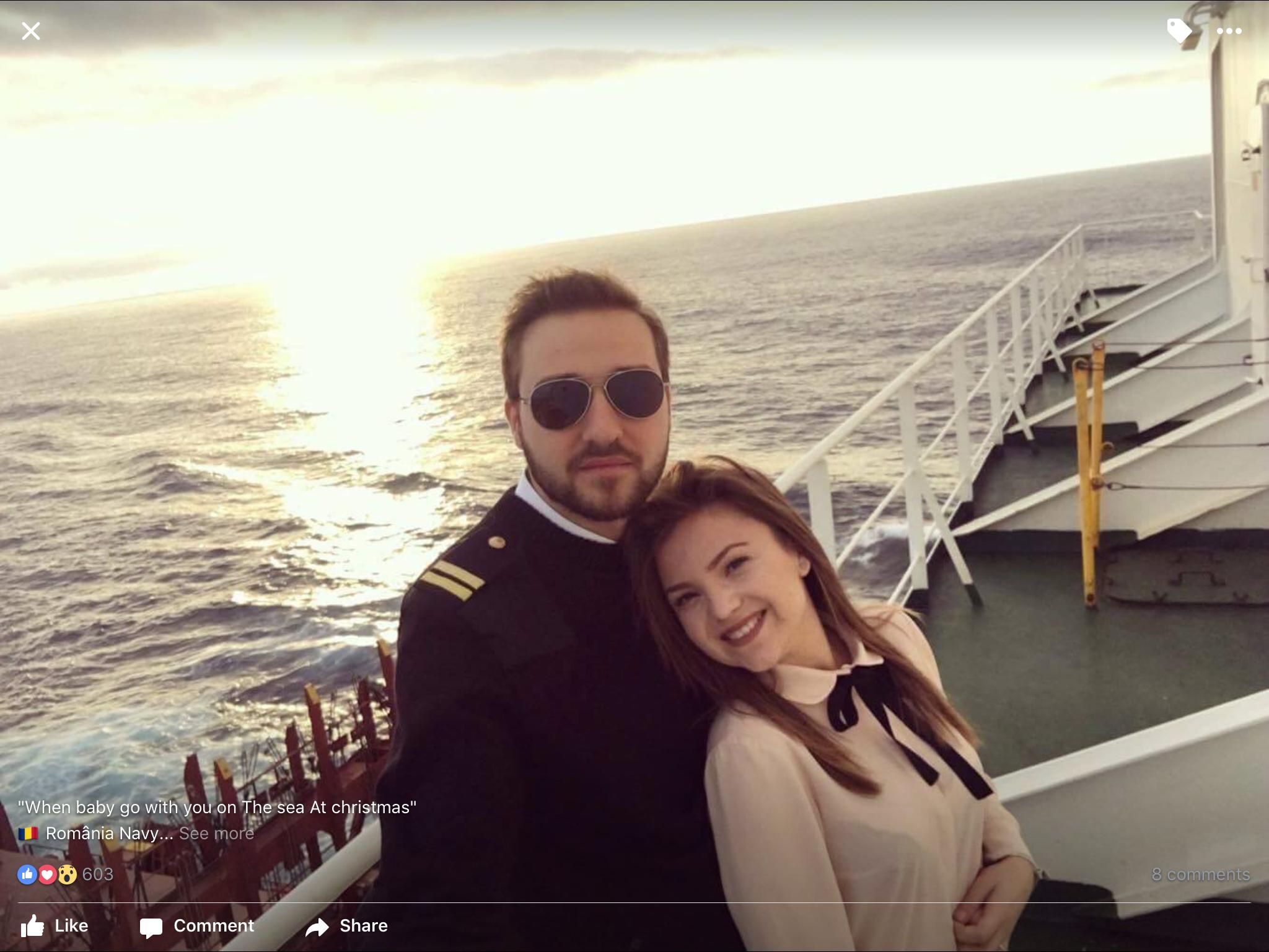 merchant marine dating