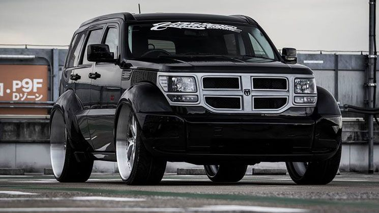 Dodge Nitro 2014 Tuning 4 Autos