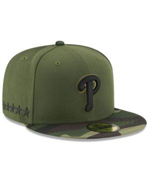 9294f58fb13 New Era Boys  Philadelphia Phillies Memorial Day 59FIFTY Cap - Green 6 3 4