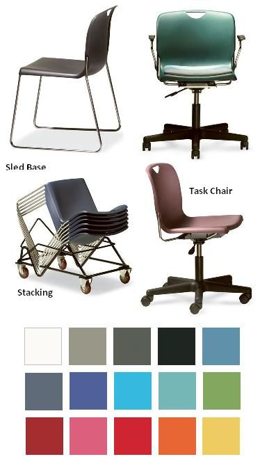 Several Color Options Allow For Matching To The Rest Of Your Office  Furniture Or Finishes.
