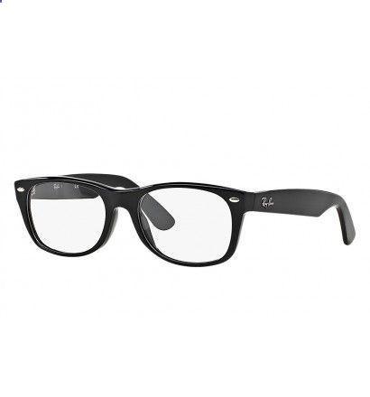 Tendance lunettes   Lunette de vue Ray-ban Wayfarer Plastique rb5184 2000 a4ba6736ad84