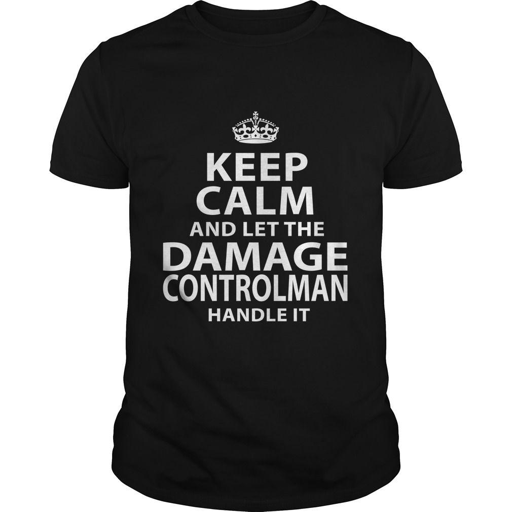 (Tshirt Choice) DAMAGE-CONTROLMAN [TShirt 2016] Hoodies, Funny Tee Shirts