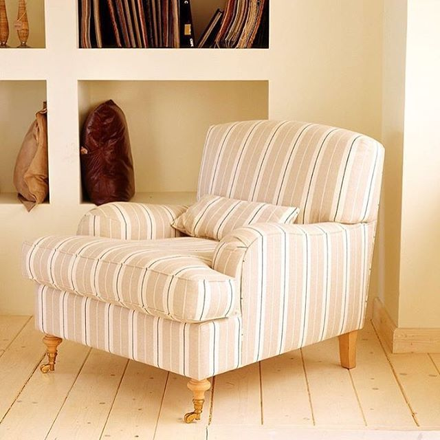 The piece I love and always produce #armchair by #rozivaragi #englishstyle #greekdesigners #athens #handmadefurniture #custommadefurniture