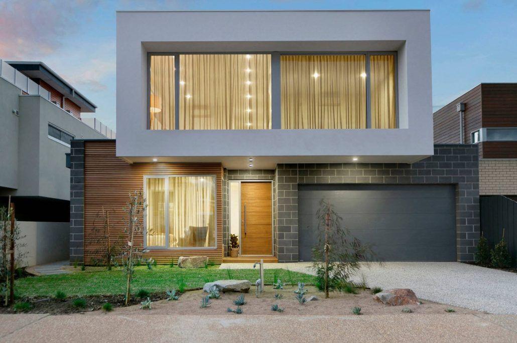 ТОП 100+ красивых частных домов | Современные фасады на ...