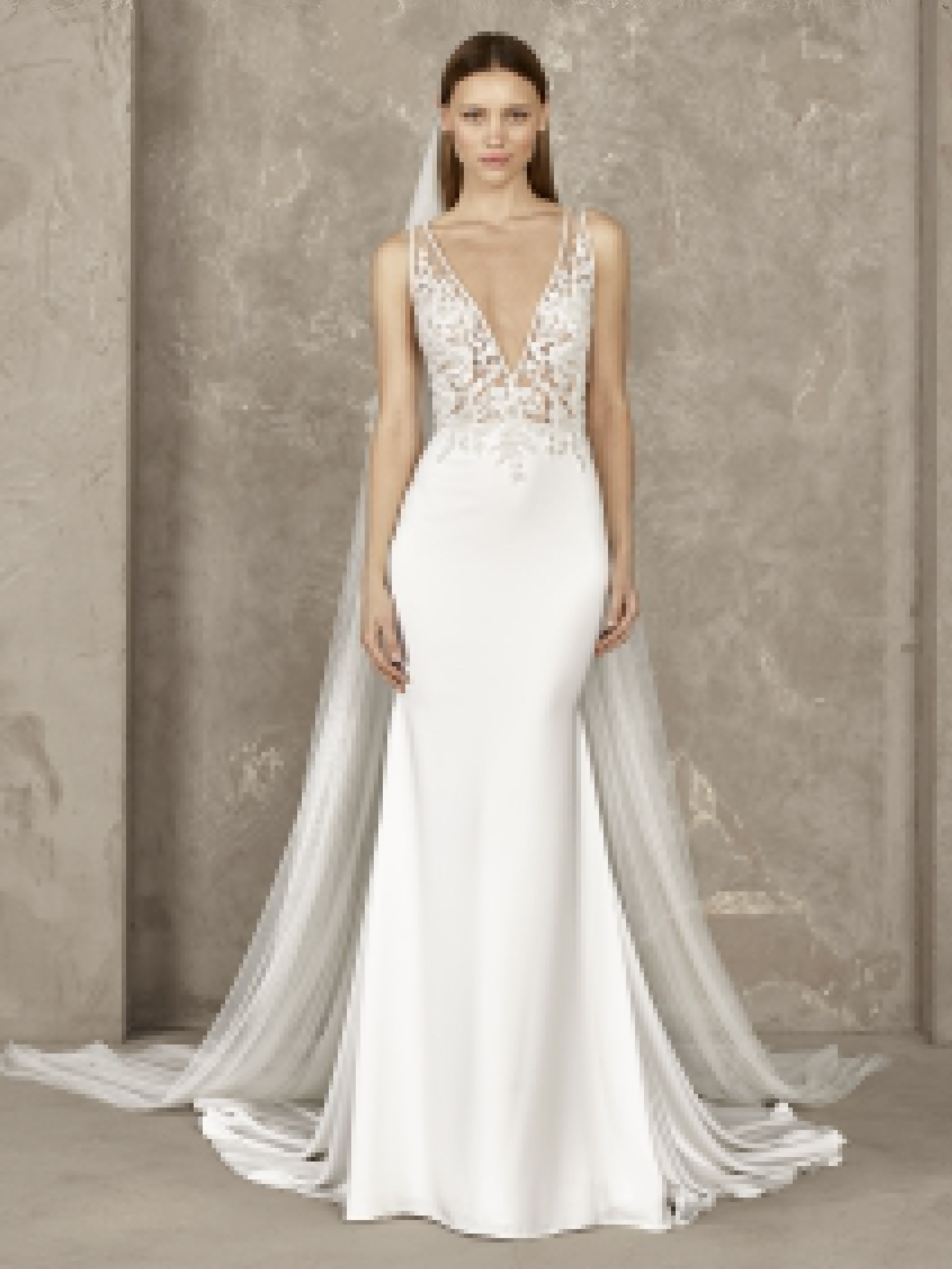 1b56e40c2cf Pin by Virginia s Bridal on Pronovias in 2019