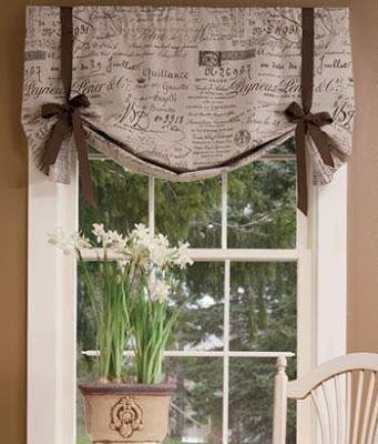 Kitchen Curtain Ideas Diy Kitchens Kitchen Window Curtains