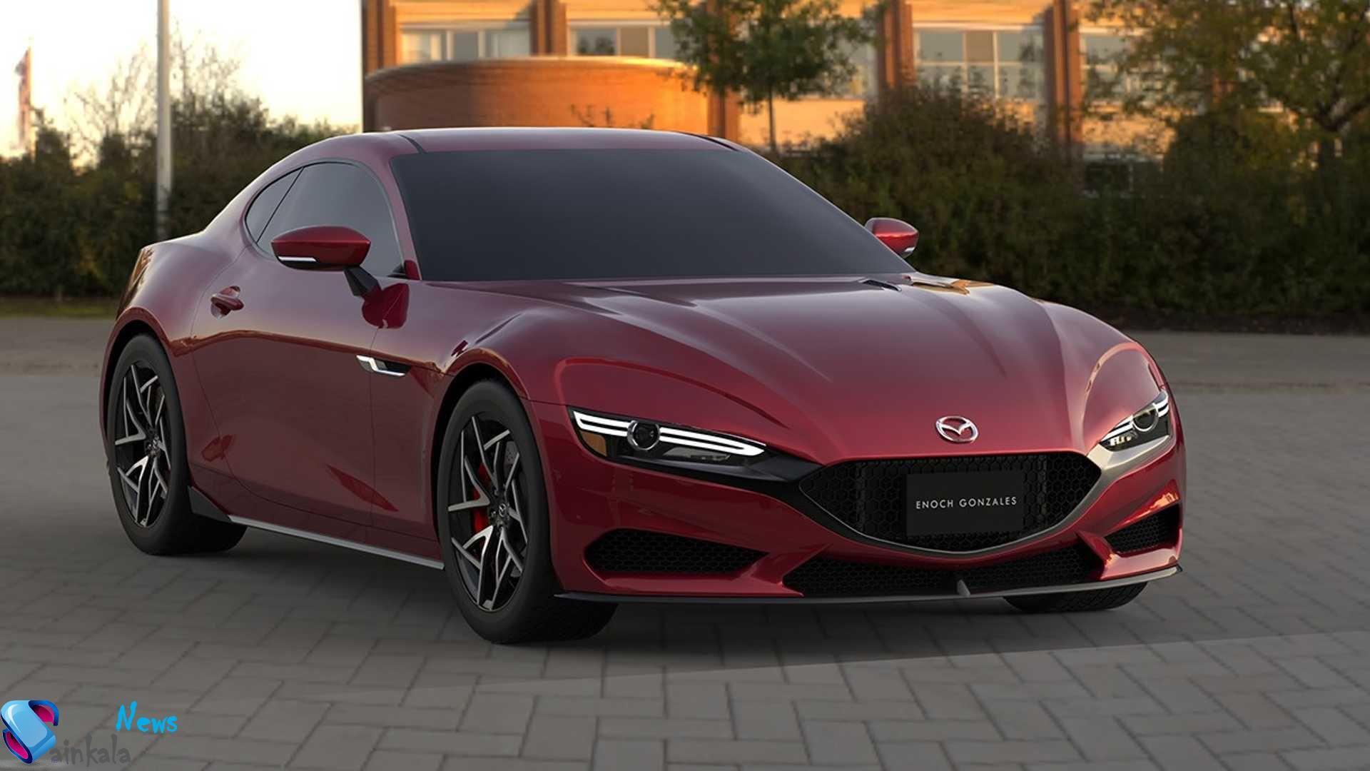 نگاهی به رندرهای جدید مزدا آر ایکس 7 Mazda Rx 7 Rendering In 2020 Mazda Mazda Rx7 Car