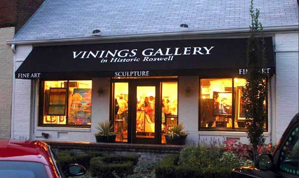 About Us - Vinings Gallery