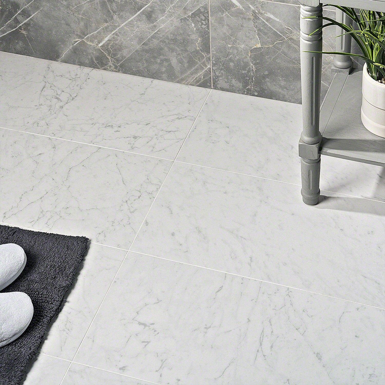 Marble Tech Bianco Gioia 12x24 Matte Porcelain Tile Porcelain Tile Porcelain Flooring Porcelain Tile Bathroom