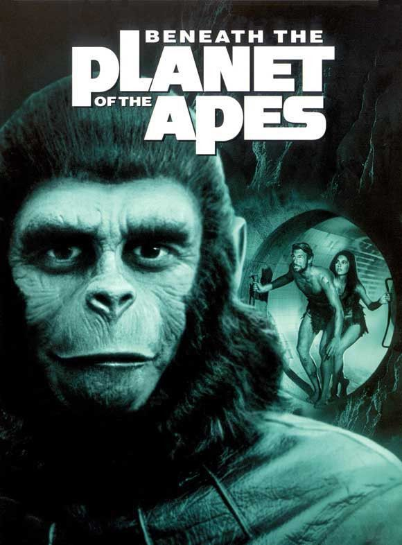 Beneath The Planet Of The Apes 11x17 Movie Poster 1970 With Images Planet Of The Apes Movie Posters Science Fiction Movies