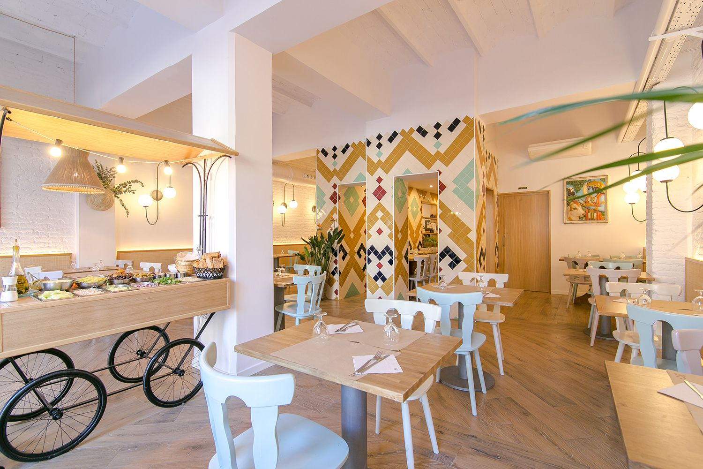 GOVINDA Restaurant by PPTInteriorismo #design #diseño ...