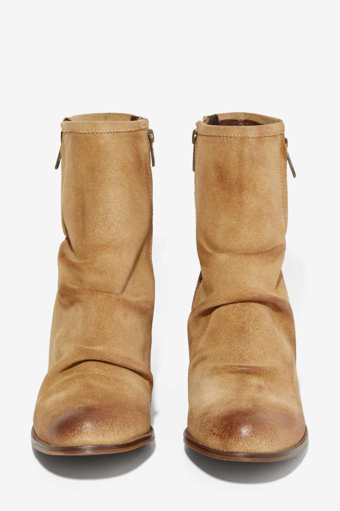 27bfb0a4506 Jeffrey Campbell Annie Suede Boot - Shoes | Heels | Jeffrey Campbell ...