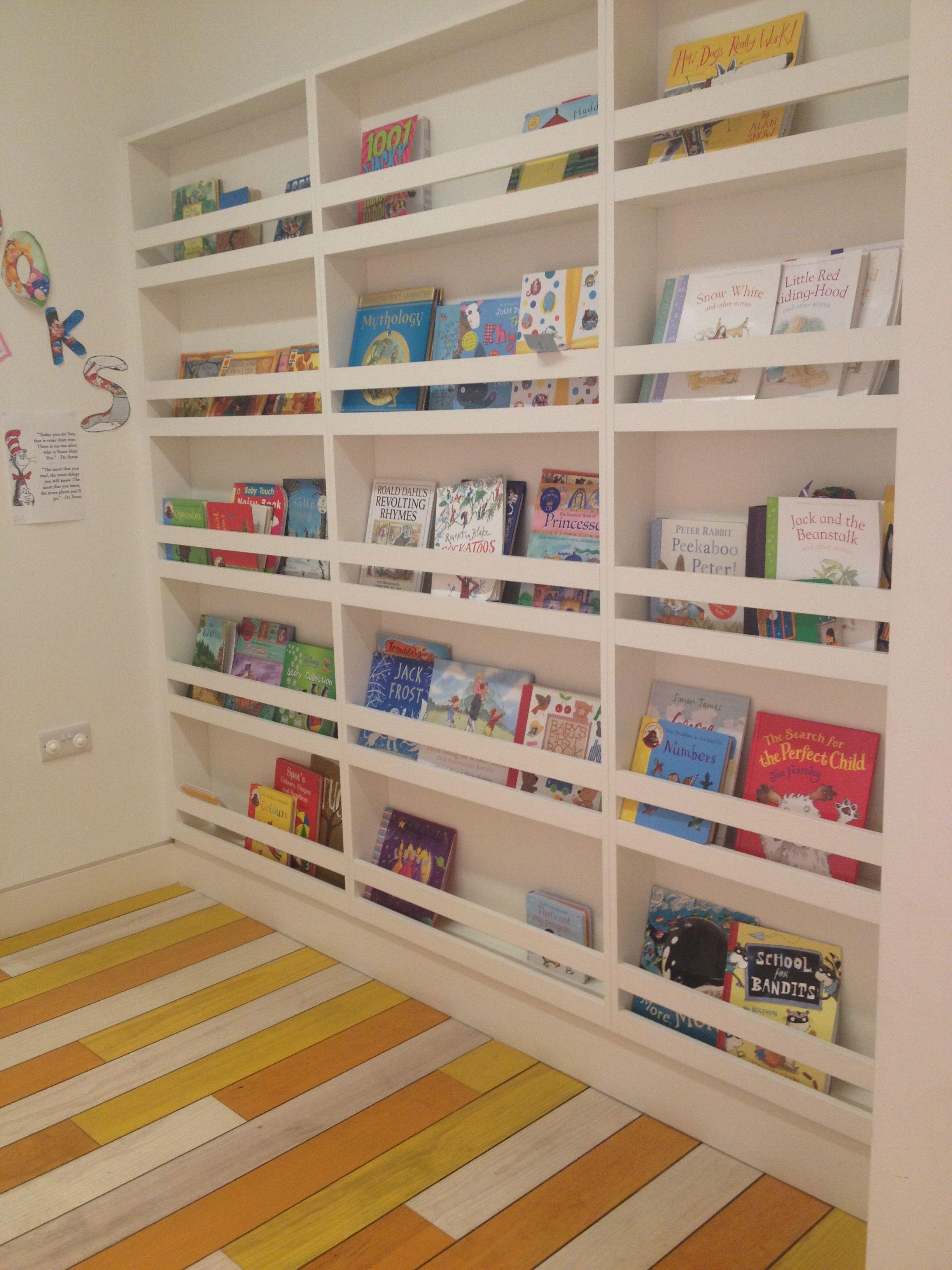 Kids bookcase @ Purple Dragon